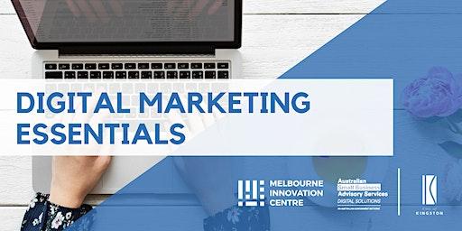Digital Marketing Essentials - Kingston