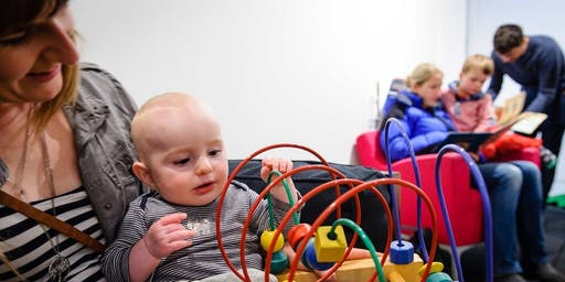Art Babies at The Dowse