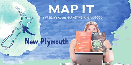 MAP IT - Free Marketing Training for Small Business Owners (NEW PLYMOUTH) tickets