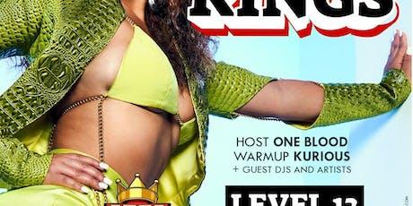 King of Kings reggae sundays 12.15.19 Holiday season tickets