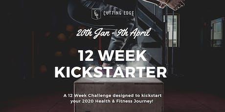 12 Week Kickstarter Challenge tickets