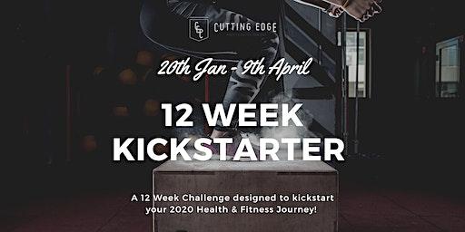 12 Week Kickstarter Challenge