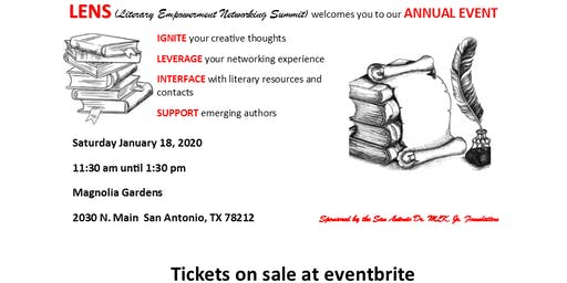 2nd Annual Literary Empowerment Networking Summit