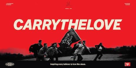 Carry The Love: Luxembourg biglietti