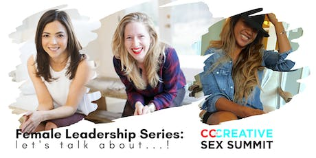 Feminine Leadership - Let's Talk About.... tickets