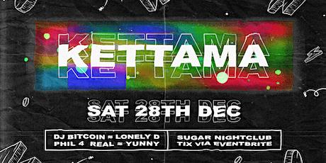 Housing Boom • Kettama (IRL) • Sat 28th Dec tickets