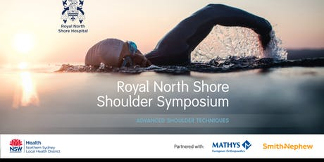Royal North Shore Shoulder Symposium 2020-Staff tickets