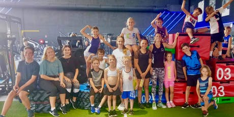 O2 Kidz FUN class: 1of 3 over the Christmas period. tickets