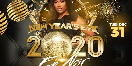 New Years Eve, En Noir CLT 2020 @321 Uptown Lounge tickets