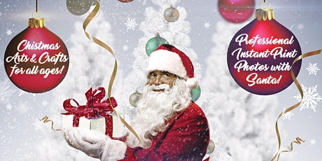 Santa's Workshop For All Ages (Photos With Santa Included) tickets