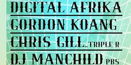 Unofficial Meredith Afterparty w/ Digital Afrika, Gordon Koang + more! tickets