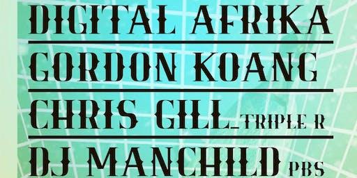 Unofficial Meredith Afterparty w/ Digital Afrika, Gordon Koang + more!