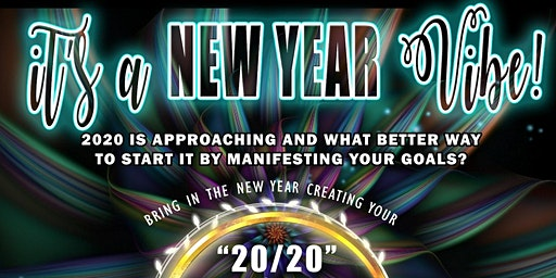 20/20 Vision New Year's Eve party