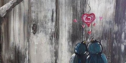 An Evening w/ Paintergirl~ Lovebirds~ EBHS Basketball Program Fundraiser