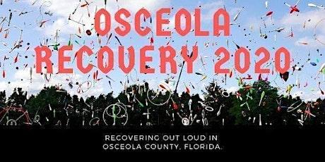 Osceola Recovery 2020 tickets