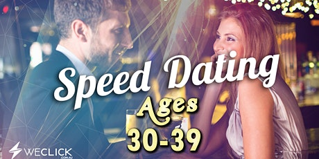 Speed Dating & Singles Party | ages 30-39 | Canberra tickets