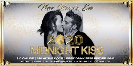 New Years Eve Party  (MIDNIGHT KISS) tickets