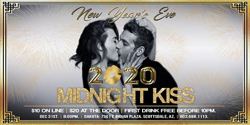 New Years Eve Party  (MIDNIGHT KISS)