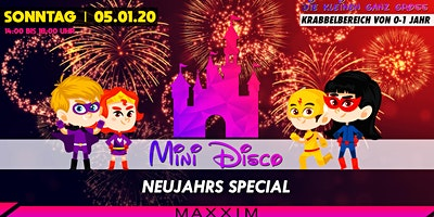 MINI DISCO | Neujahrs Special