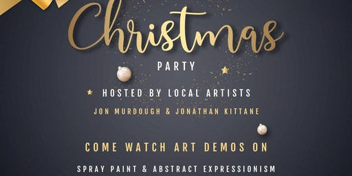 HH ARTS Gallery Christmas Party/Open House