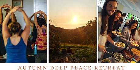 Autumn Deep Peace Retreat tickets