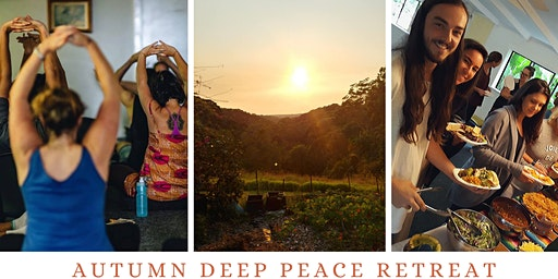 Autumn Deep Peace Retreat