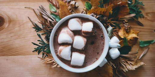 Hot Chocolate and Chocolate Bark Party