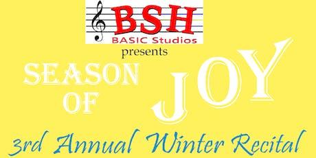 Season of Joy Recital 2019 tickets