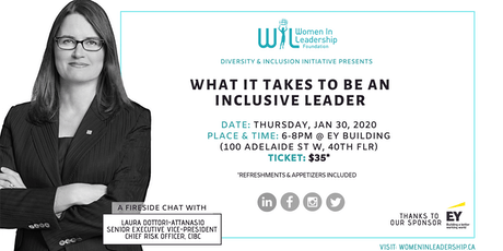 WIL Diversity & Inclusion Series tickets