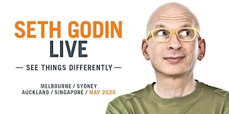 Seth Godin LIVE (Melbourne) tickets