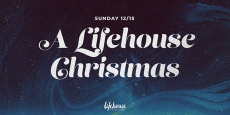 """A Lifehouse Christmas"" in Yokohama tickets"