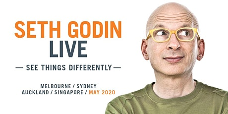 Seth Godin LIVE (Singapore) tickets