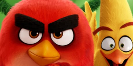 Children's Movie – Angry birds 2 tickets