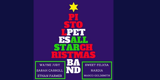 Pistol Pete's All Star Christmas Band