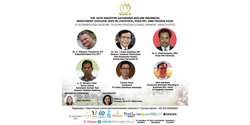 The 34th Investor Gathering Bizcom Indonesia