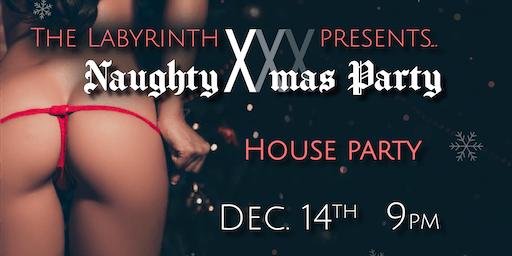Labyrinth's Naughty XXXmas Party