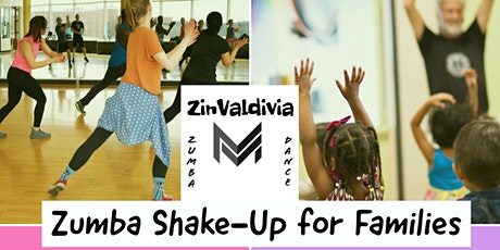 Zumba Shake-Up for Families tickets