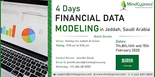 Financial Data Modeling 4 Days Training by MindCypress at Dammam