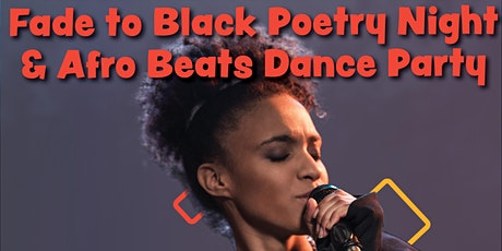 Fade to Black Poetry Night hosted by Kanei tickets