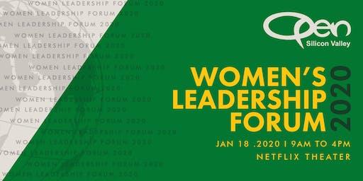 OPEN Silicon Valley Women's Leadership Forum 2020