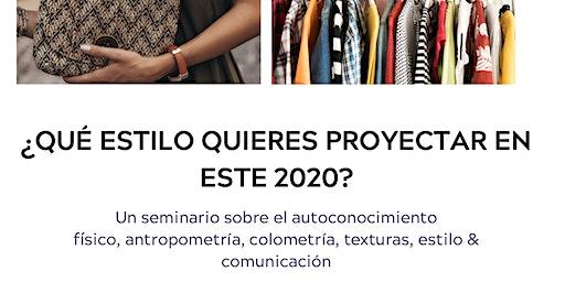 IMAGEN PERSONAL :  ¿Qué estilo quieres proyectar en 2020?