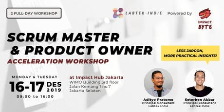Learn All About Scrum Master & Product Owner Acceleration [PAID CLASS] tickets