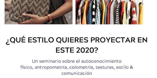 IMAGEN PERSONAL :  ¿Qué estilo quieres proyectar en 2020? TRL