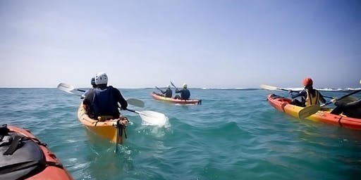 Kayaking and Stand Up Paddleboarding 10 January 2020 - Lakes Entrance