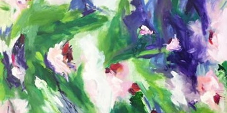 Free Artist Demonstration: Art Therapy Painting tickets