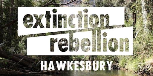 """XR Hawkesbury Screening of """"2040"""" & Community Building Day"""