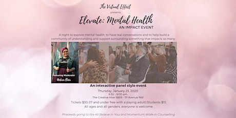 Elevate: Mental Health tickets
