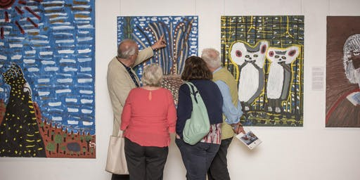 FREE Art Tour in Cellar Door