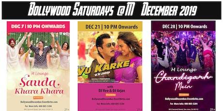 Bollywood Saturdays December tickets