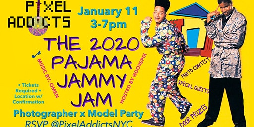 PAJAMA JAMMY JAM PARTY AND SHOOT